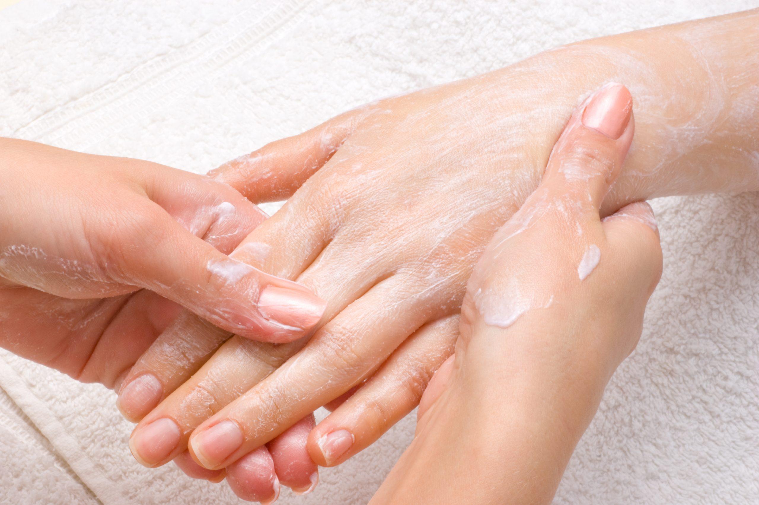 Manicure nagellak