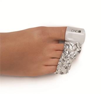 Shellac verwijderen voeten
