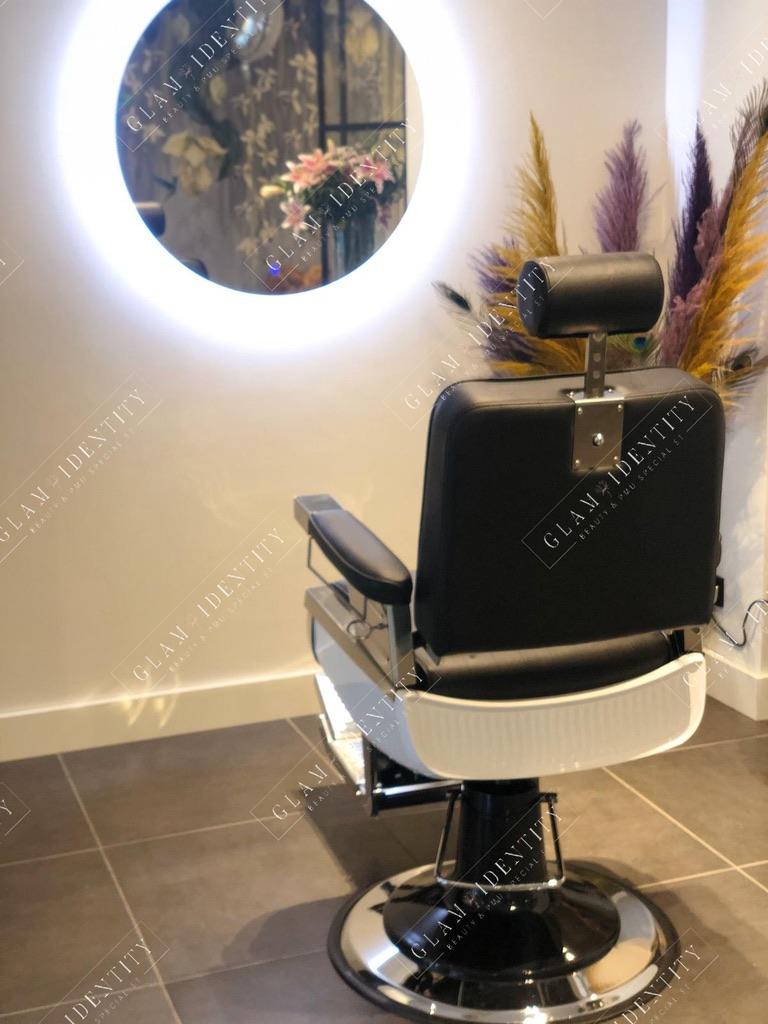Barber Glam Identity